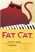 Fat Cat Pinot Noir 2011