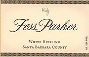 Fess Parker Riesling 2009