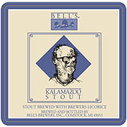 Bell's Brewery Kalamazoo Stout 6-pack 12oz. Bottles