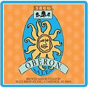 Bell's Brewery Oberon Ale 6-pack 12oz. Bottles