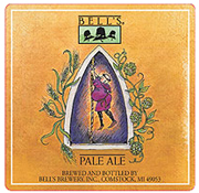 Bell's Brewery Pale Ale 6-pack 12oz. Bottles