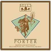 Bell's Brewery Porter 6-pack 12oz. Bottles