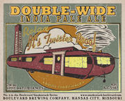 Boulevard Brewery Smokestack Series Double-Wide IPA 750ml
