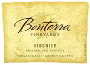 Bonterra Organically Grown Viognier