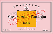 Veuve Clicquot Rose Champagne Pink Label