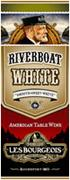 Les Bourgeois Riverboat White