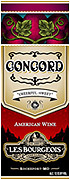 Les Bourgeois Sweet Concord Wine