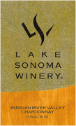 Lake Sonoma Chardonnay Russian River 2011