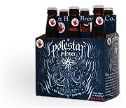 Left Hand Brewing Polestar Pilsner 6pack
