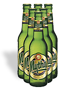 Mythos Hellenic Lager 6-pack 330ml. Bottles