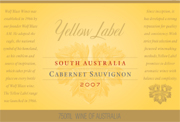 Wolf Blass Cabernet Sauvignon Yellow Label