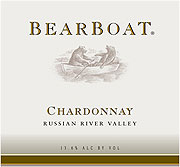 Bearboat Chardonnay Russian River Valley
