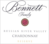 Bennett Family Vineyards Reserve Chardonnay 2011