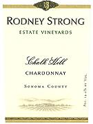 Rodney Strong Chardonnay Chalk Hill 2012