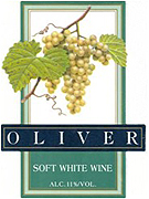 Oliver Winery Soft White