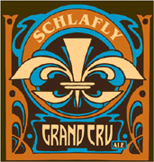 Schlafly Brewery Grand Cru Beer 750ml