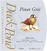 Duck Pond Pinot Gris Willamette Valley