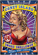 Schmaltz Brewing Company Coney Island Sword Swallower 22oz.