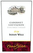 Chateau Ste. Michelle Cabernet Sauvignon Indian Wells 2010