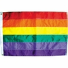 Rainbow Gay Pride Flag Nylon  8' x 12'