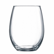 Luminarc Perfection Stemless Wine Collection Glassware
