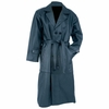 Rocky Mountain Hides� Solid Genuine Cowhide Leather Trench Coat