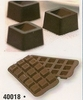 Silicone Easy Chocolate Mold  Cube