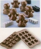 Silicone Easy Chocolate Candy Mold  Moods