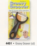 Groovy Groover  Peel and Groove  Chef Harvey