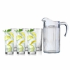 Luminarc Meridien 7pc Beverage  Set