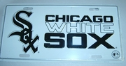 Novelty License Plate ChicagoWhite Sox
