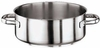 Grand Gourmet Rondeau Pot Stainless Steel Tabletop Sized 1-3/8 QT