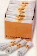 Pipe Cleaners  Regular Style      60 per pkg