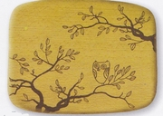 Get Real™ Nature Design  Beechwood Cheese Board
