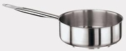 Grand Gourmet Saute Pan Stainless Steel Tabletop Sized 1-3/8 QT.