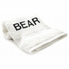 Bedroom Hand Towel  Embroidered  BEAR