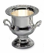 Wine Cooler Silver Plated Romantica Pattern