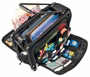 Tutto® Storage on Wheels Medium Tote Bag with Interior Pockets