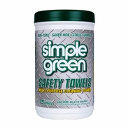 Simple Green® Crystal Multipurpose Safety Towels  6/cs