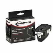 Innovera 21WN Compatible Remanufactured Ink, 1,320 Page-Yield, Black