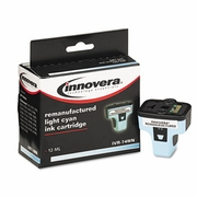 Innovera 74WN Compatible Remanufactured  Ink, 1000 Page-Yield, Photo Light Cyan