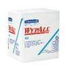 WypAll® X60 HYDROKNIT Wipers Quarterfold, 12 1/2 x 13, White, 76/Box, 12 Boxes/Carton