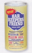 Bar Keepers Friend Cleaner and Polish Powder 12oz.