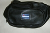 Leather Pride Flag Leather Fanny Pack