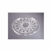 Walther-Glas® Saturn Cake Platter 14""