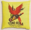 Art Throw Pillow Toni-Kola