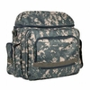 HERITAGE� Traveler Artist Backpack  CAMOUFLAGE GREEN