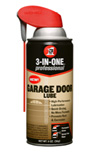 3-in-One® Professional Garage Door Lube with Smart Straw