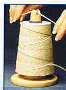 Regency Cooking Twine with Holder