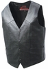 Men's Premium Leather Vest